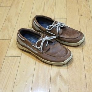 Sperry Top-Sider Leather Boat Shoes 11.5